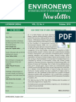 EnviroNews October 2016