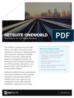 Ds Netsuite Oneworld
