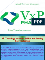 Providing Preformulation & Solid State Chemistry Services