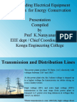 Understanding Electrical Equipment and Motors for Energy Conservation