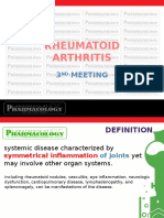 Pharmacotherapy 3 Rheumatoid