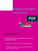 macroeconomic Chapter 2  - DD & SS