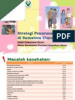Strategi Penurunan AKI-AKB 2015