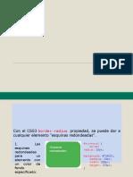 Bordes CSS