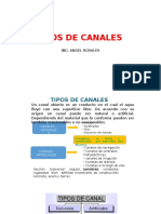 Tipos de Canales