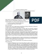Bismarck e Cavour