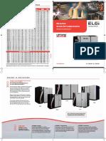 15 – 100 HP EG Series Screw Compressors USA