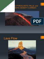 Bab VII - Lava Flow, Pyroclastic Falls - Ppt
