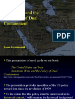 Iranian Revolution and US Policy of Containment