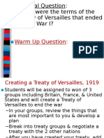 Treaty of Versailles 3