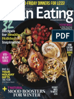 Clean Eating November December 2016