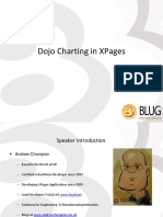 Dojo Charting in XPages
