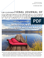 International Journal of Psychotherapy, Volume 20, Extra Special Issue, July 2016