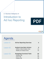 Umoja_Job Aid_Intro to Ad-Hoc Reporting in BI