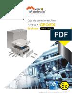 Caja de Conexiones Atex GEOEX Delvalle v.1.1-16