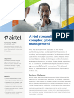 Airtel Opts for Icertis Contract Management Software to Standardize & Automate the Contracting Process