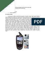 Laporan Termoanemometer Dan Infrared