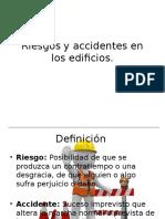 Riesgos y Accidentes en Los Edificios