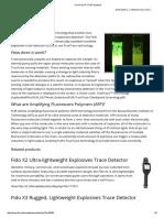 TrueTrace™ _ FLIR Systems