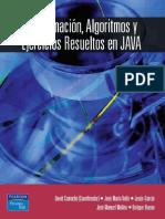 Programación, Algoritmos y Ejercicios Resueltos en Java