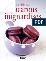 La Bible Des Macarons Et Mignar Ait Ali Sylvie