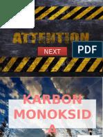 KARBON MONOKSIDA ppt