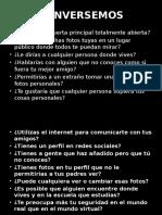 El Uso Adecuado de Las Redes Sociales - Mariella Valdez