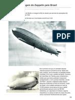 Aeromagazine.uol.Com.br-a Memorável Passagem Do Zeppelin Pelo Brasil
