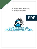 Internship Mm Knitwear