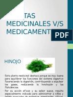 Plantas Medicinales V