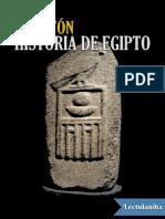 Historia de Egipto - Maneton