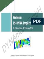 2015 Webinar Implicit