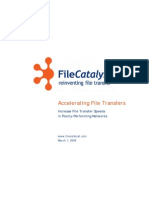 Accelerating File Transfers
