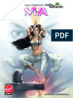 Deepak Chopra, Saurav Mohapatra-Deepak Chopra Presents India Authentic 4_ Uma -Virgin Comics (2007)