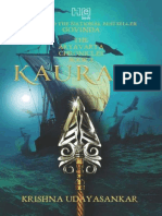 Udayasankar, Krishna-The Aryavarta Chronicles Kaurava- Book 2