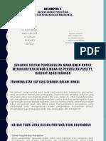 mereview jurnal pengendalian manajemen