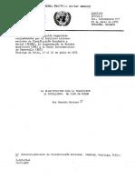MARTNER. Planificación Para La Transición Al Socialismo. El Caso de Chile