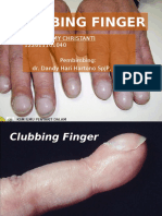 Clubbing Finger