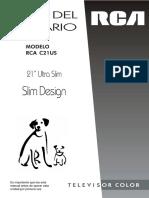 RCA C21US