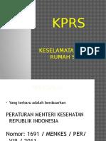 Diklat KPRS 2015
