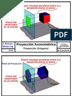 9. Proyeccion Axonométrica H1