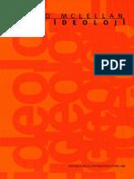 David McLellan - İdeoloji.pdf