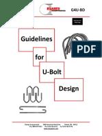 U-Bolt Design Procedure