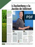 Mark Zuckerberg y La Revolución de Internet