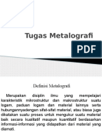 ppt metalografi