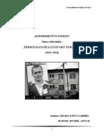 EXPERIMENTUL PITEŞTI Turcanu referat.doc