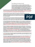 Corrigé Oral - Le Droit Transitoire