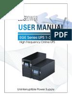Manual de Utilizare 791