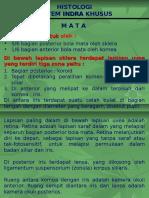 Histologi Sistem Indra Khusus Mata