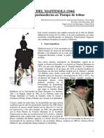 0120-Michel Maffesoli-El Tiempo de Las Tribus